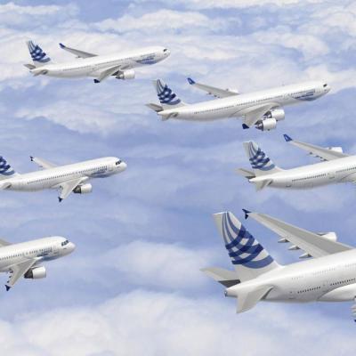 Constructeurs aéronautique